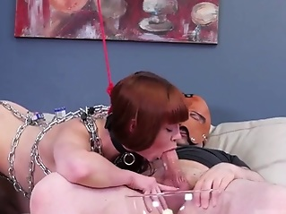 fetish bdsm blowjob