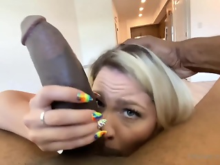 blonde anal big ass